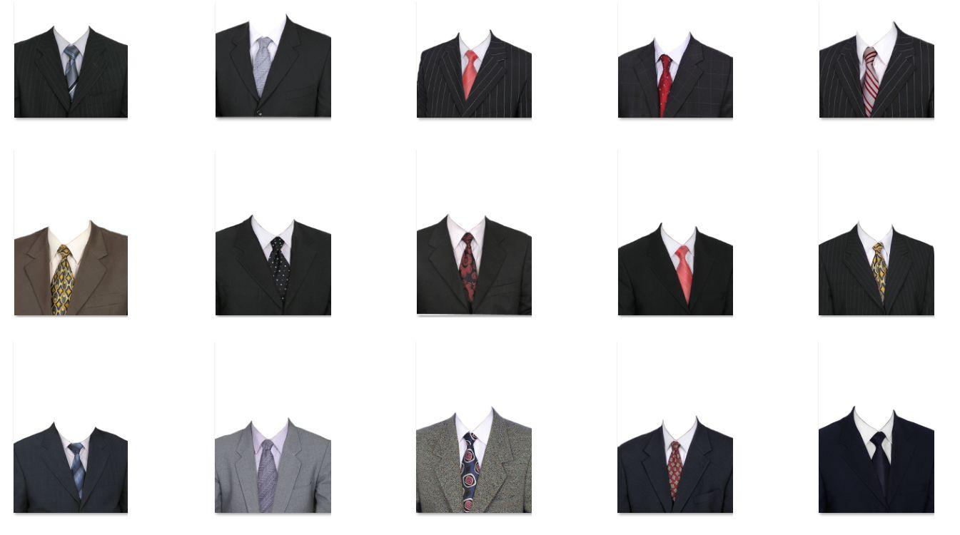 ed23ab61d Trajes y Ternos PSD para Mujeres y Hombres en Photoshop