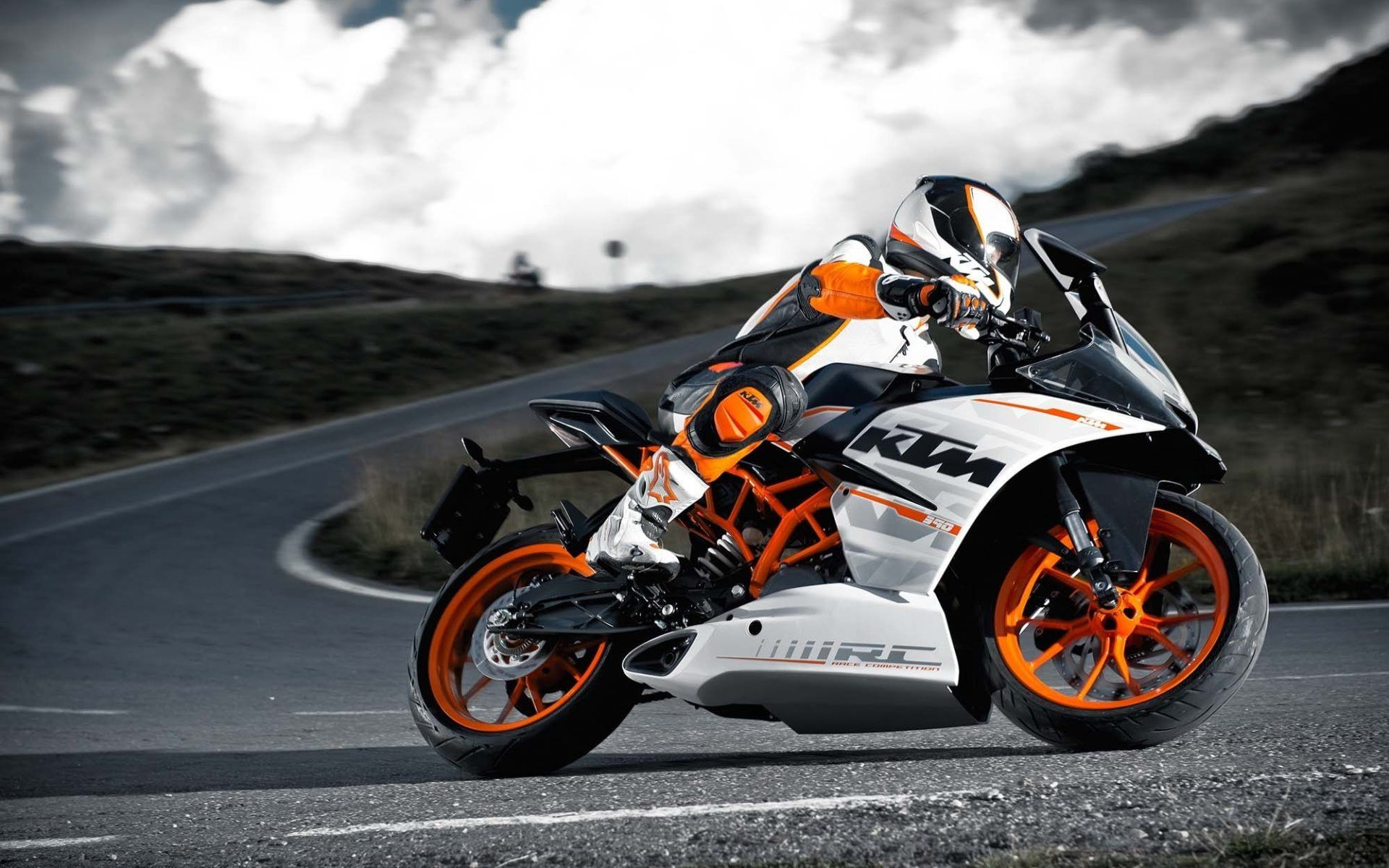1920x1200 Motorcycles Ktm Ktm Rc390 4k Bike Pics 1080p