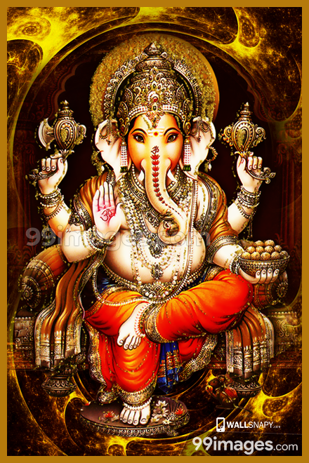 [100+] Lord Ganesha Images, HD Photos (1080p), Wallpapers ...