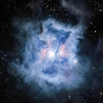 interstellare wolke