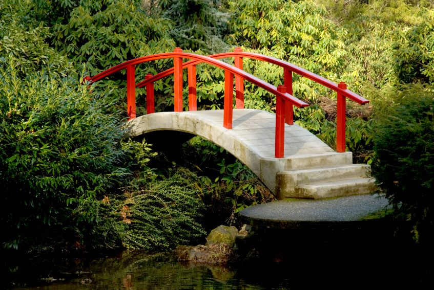 ... 49 Backyard Garden Bridge Ideas And Designs (PHOTOS) Pinterest   Chinesischer  Garten Brucke ...