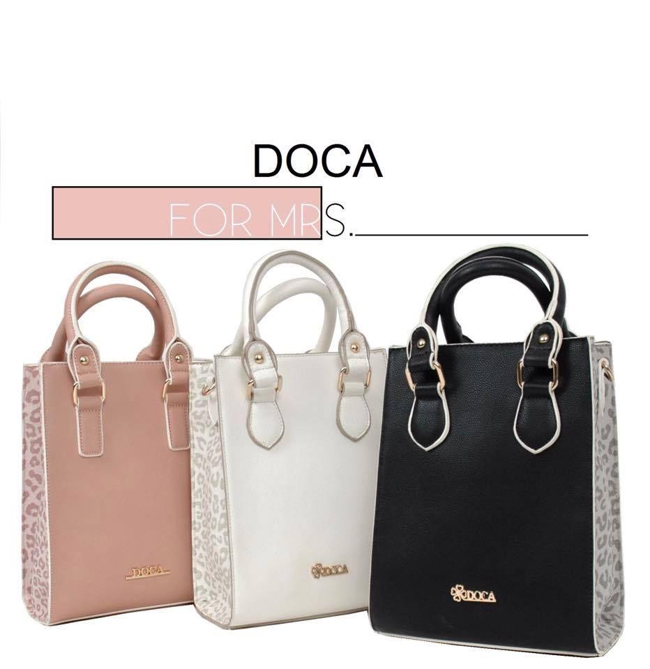 DOCA   SS15 Collection Καθημερινή   τσάντα 0465efe18a5