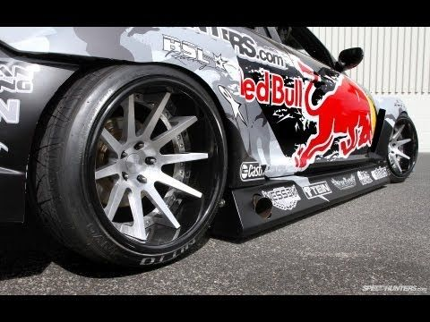 mad mike 39 s redbull mazda rx7 tribute drifting what. Black Bedroom Furniture Sets. Home Design Ideas