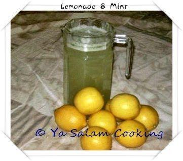 Lemonade & Mint