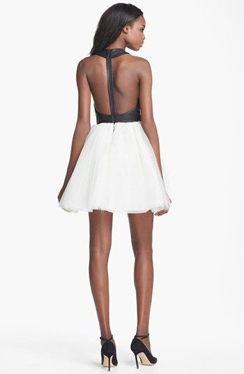 Alice & Olivia - dress back