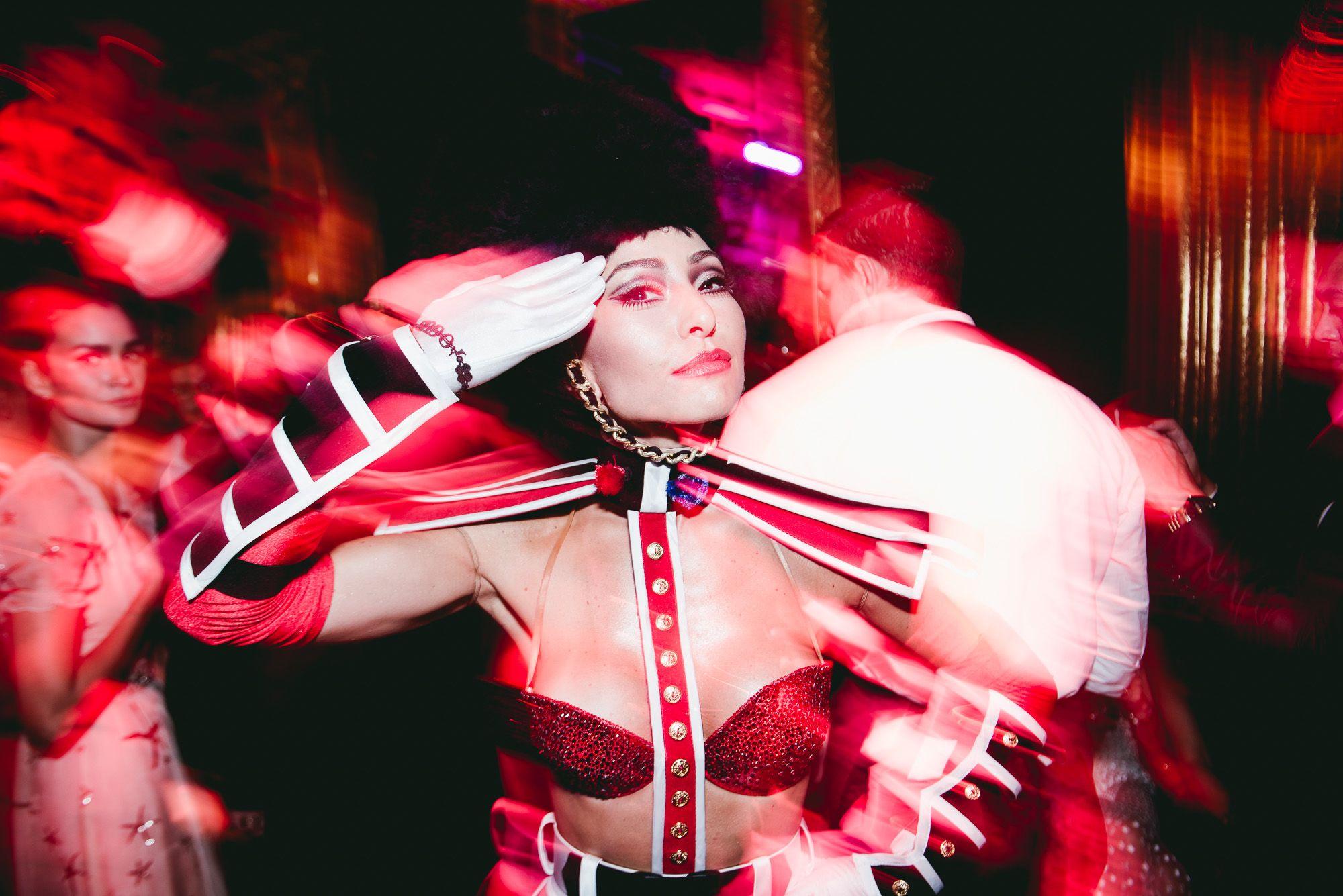 Sabrina Sato no Baile da Vogue 2015