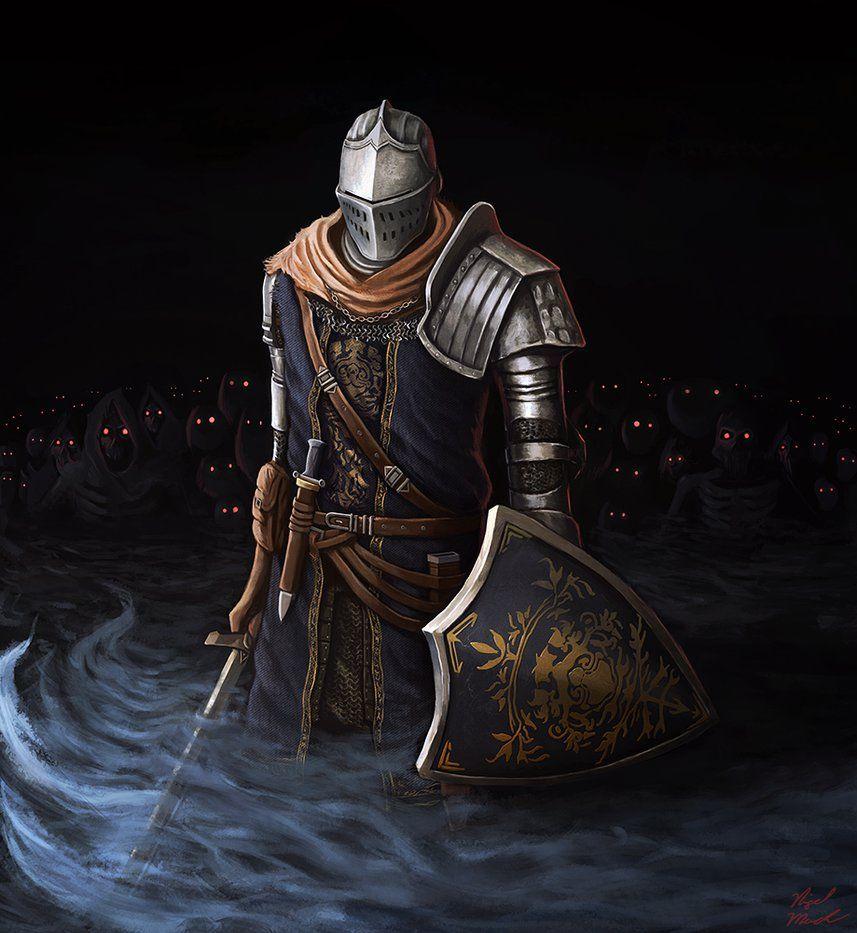 Elite Knight By Nigelemackdeviantartcom On At Deviantart Dark