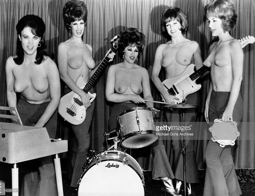 The Ladybirds  Nudist In 2018  Pinterest  Band, Girl -5126