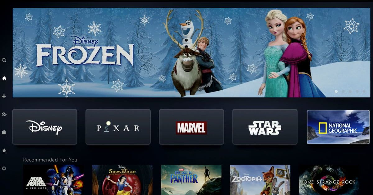 Disney+ Everything You Need to Know About Disney's