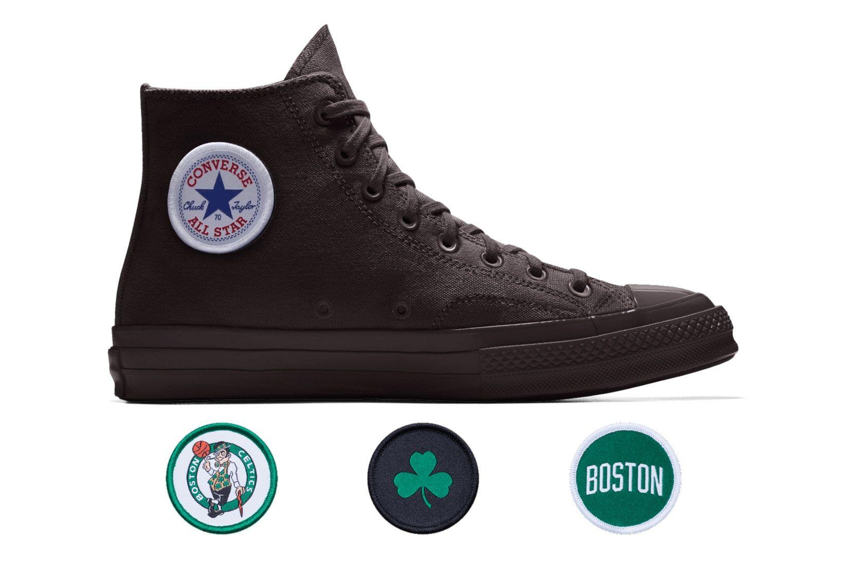 Converse's Custom Chuck 70 NBA High Joins the Playoff Race