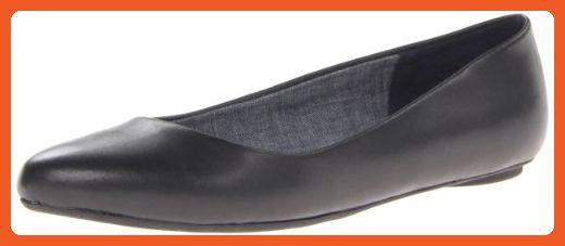 Dr. Scholl's Women's Black Flat Shoes - 7 C/D US - Flats for