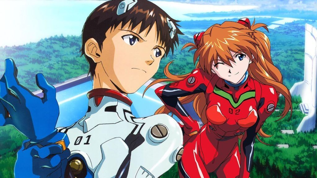 30+ Best Anime Series of All Time Neon genesis