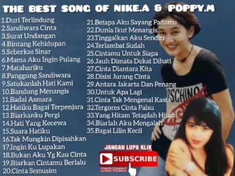 Kumpulan Lagu Lagu Terbaik Nike Ardilla Dan Poppy Di 2020 Lagu Terbaik Lagu Musik