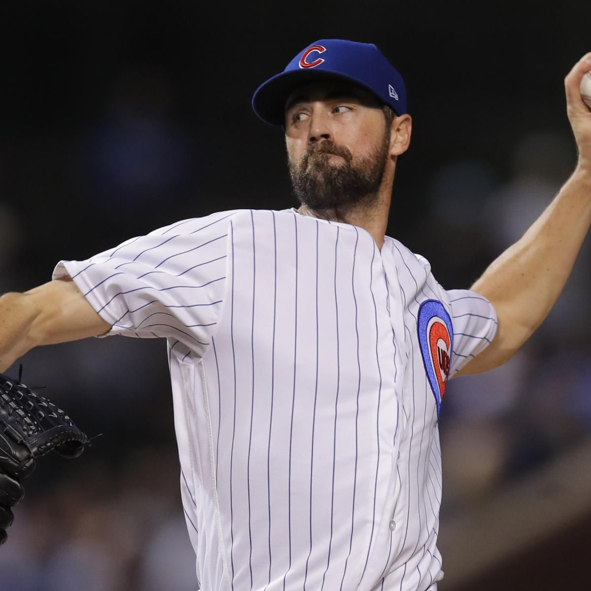 Mlb Rumors Cole Hamels 20m Contract Option To Be Picked Up By Cubs Cole Hamels Cubs Mlb