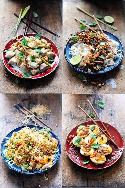 Semaine tha tha dans ma cuisine la r tro 39 tha de la - Cuisine thailandaise traditionnelle ...