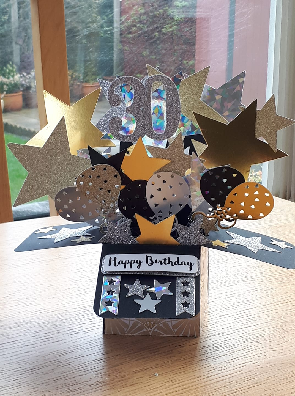 Paul S 30th Birthday Box 30th Birthday Cards Happy Birthday Fun Birthday Cards
