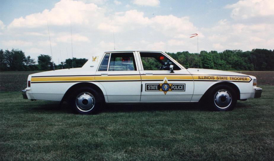 1987 Chevrolet Caprice 9c1 Chevrolet Caprice 9c1