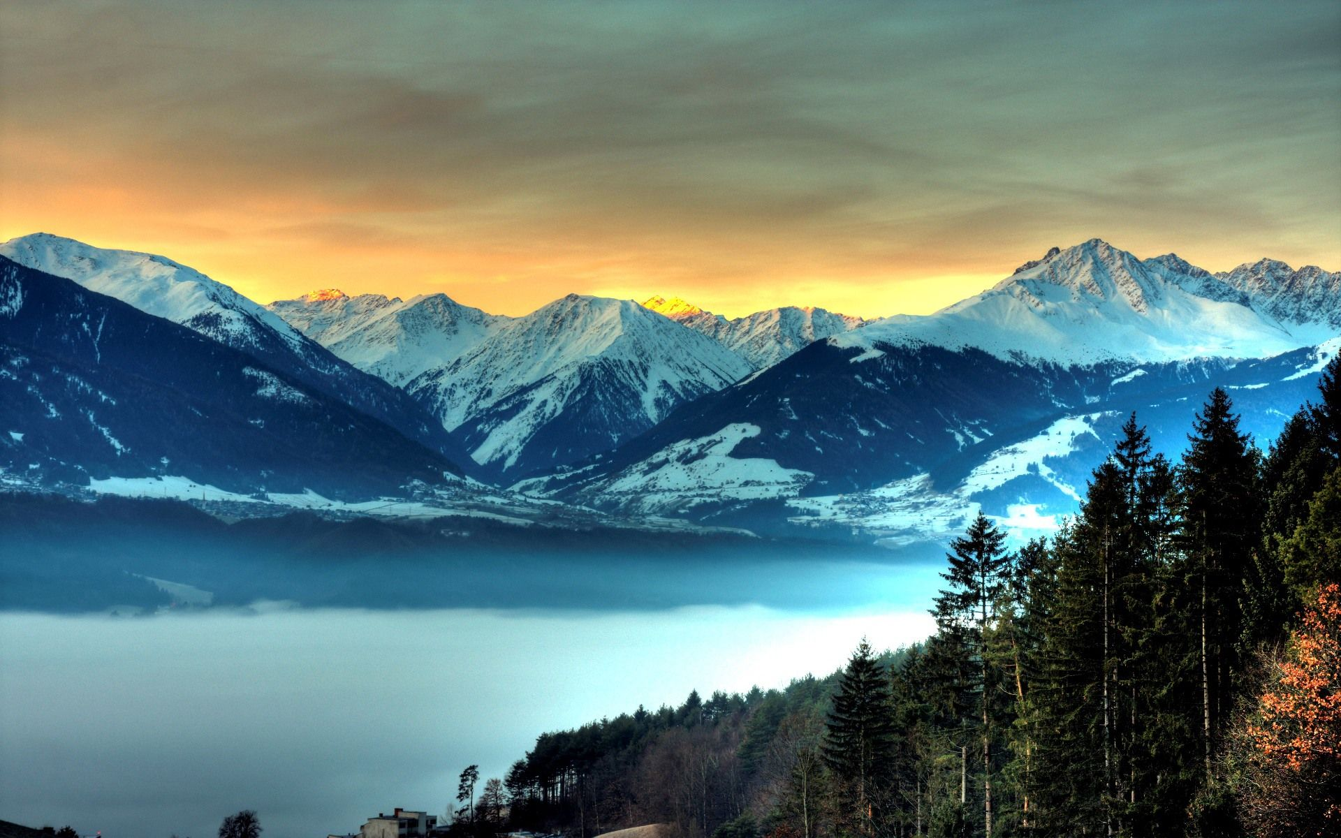 Windows 7 Desktop Backgrounds Mountains Need travel tips