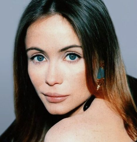 Emmanuelle Beart. (TiNe)