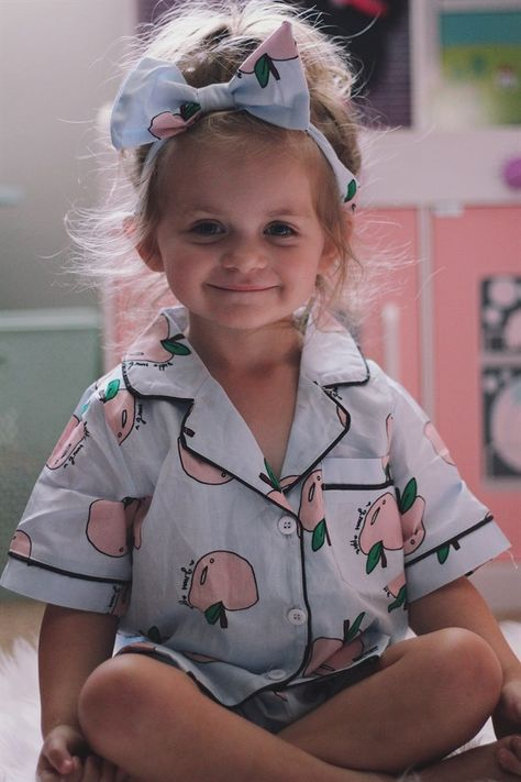 Kids 3 Piece Pajama Sets | 4 Styles | Children's clothes ...