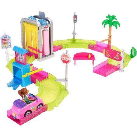 Toys Barbie Car Go Car Barbie