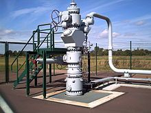 Wellhead Oil And Gas Gas Industry Oils