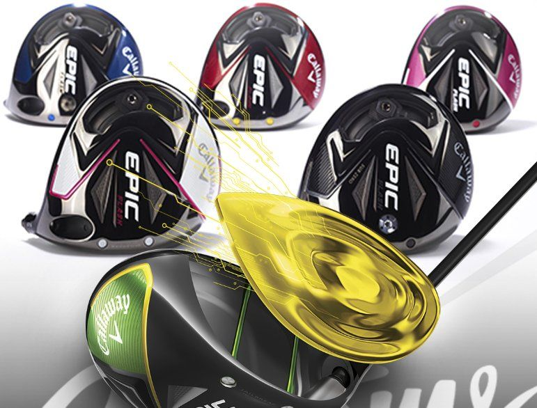 Callaway Custom Epic Flash Driver in the color of your