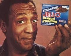 Image result for bill cosby pudding