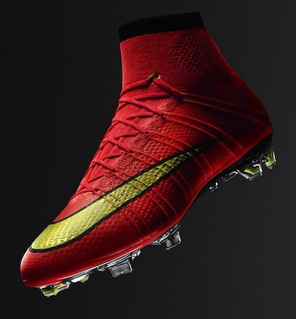 CR7 and Alexis Sanchez World Cup Cleats