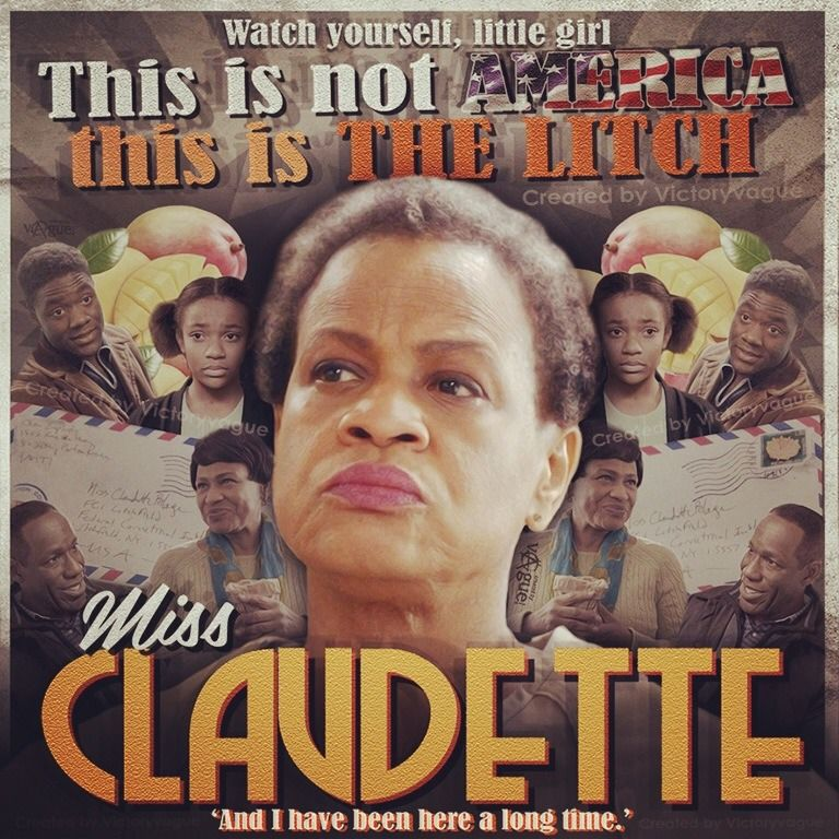 Miss Claudette Orange Is The New Black Orange Is The New New Black