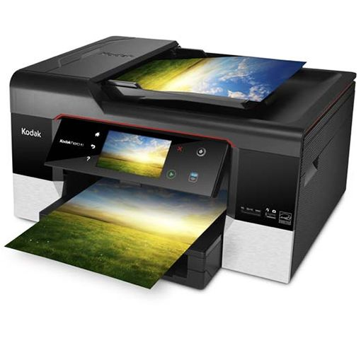 8/13/2012 Back to School Collection  $74.99  + FREE SHIPPING Kodak HERO 7.1 All-in-One Printer w/ Scanner, Copier, Fax, Card Slot, WiFi & Google Cloud Printing
