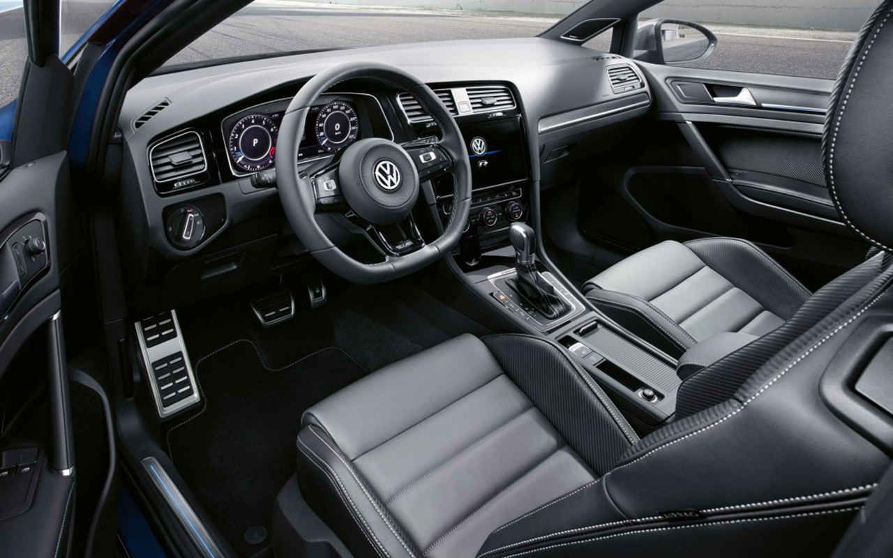 2018 VW Golf R Interior | Volkswagen golf