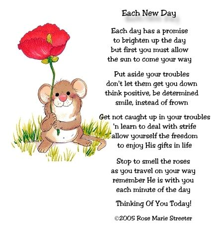 Each New Day Thinking Of You Quotes Thinking Of You Quotes