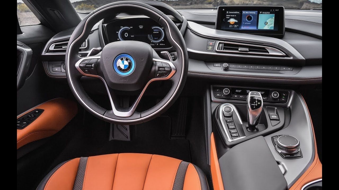 Bmw I8 Roadster 2019 Interior Design In A Range Of New Looks With