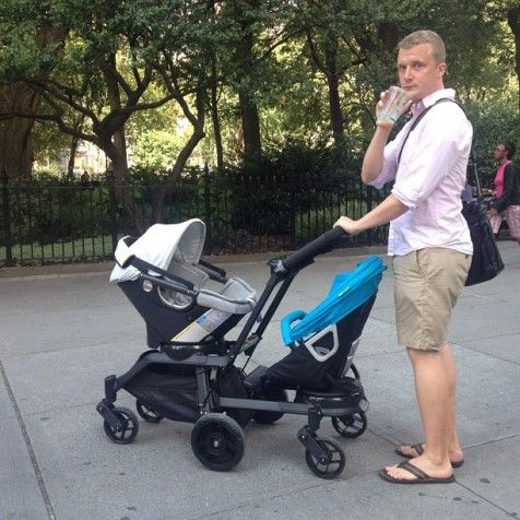 Orbit Baby Double Helix: Stroller Review on The BabyGuyNYC Gear ...