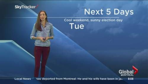 Watch Morning News weather forecast: Friday October 16 Video Online, on GlobalNews.ca