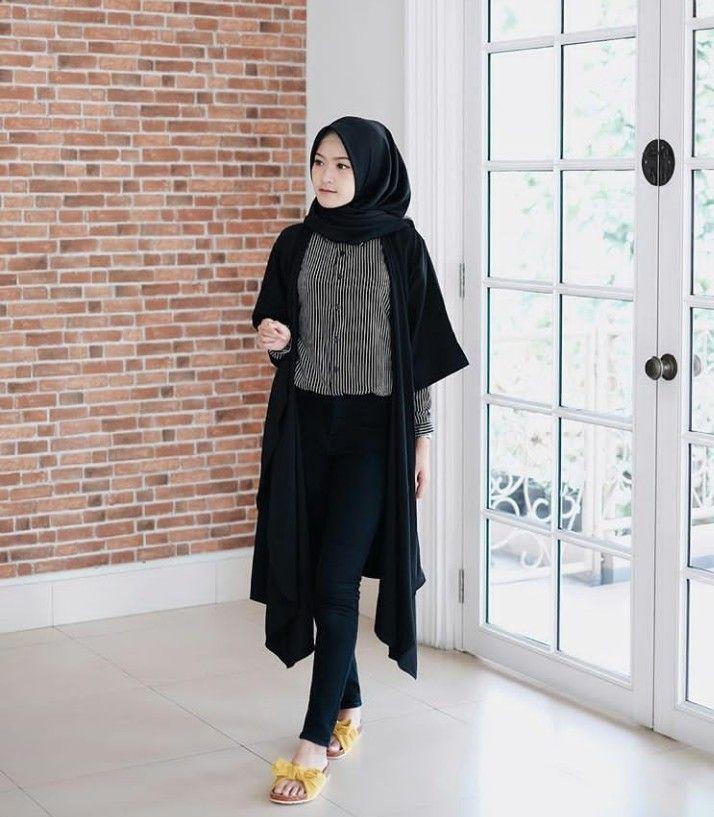 Saritiw Hijab Fashion Casual Muslim Modest