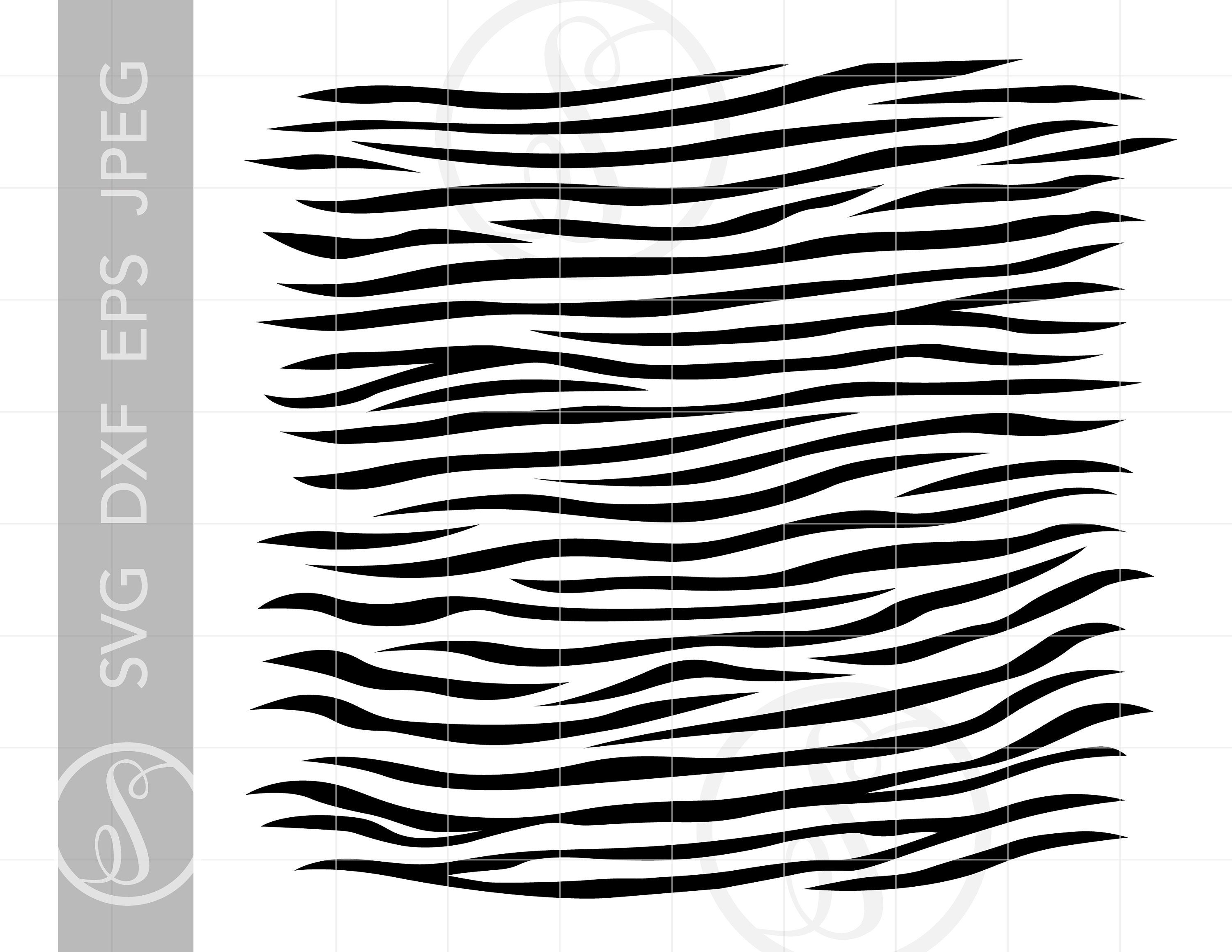 22++ Tiger stripes clipart black and white ideas in 2021