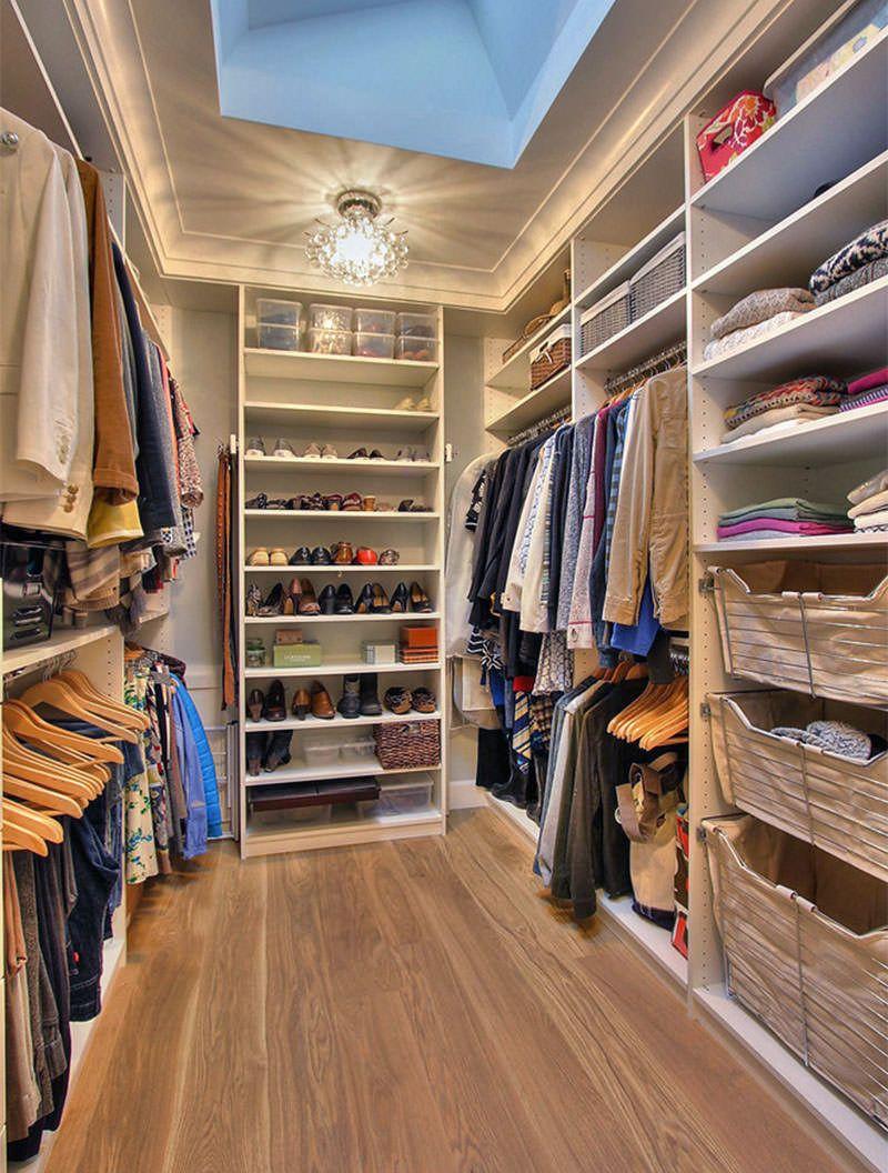 20 closets para quem é maluco por organização Armario