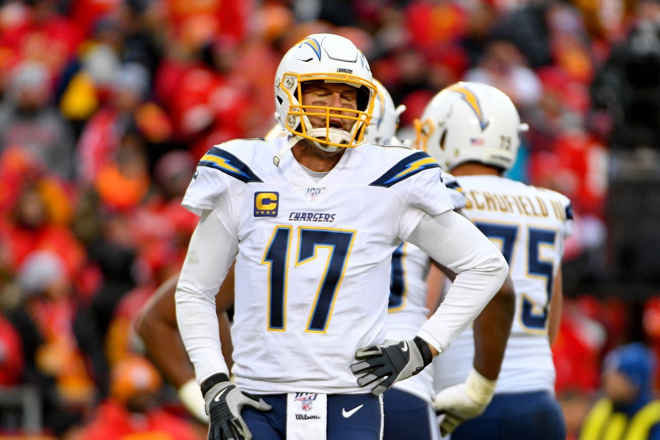 REPORT Chargers have officially moved on from Philip
