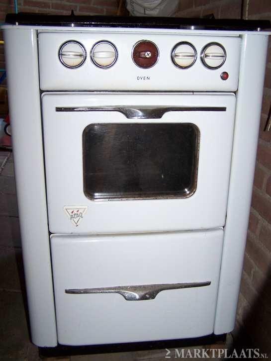 atag gas stove 50 39 s keukenbakker t pinterest nostalgie fornuis en gasfornuis. Black Bedroom Furniture Sets. Home Design Ideas