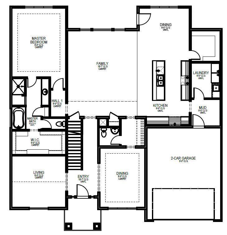 floor plan details | brighton homes utah – home builder in