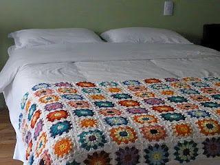 diseño manta crochet.