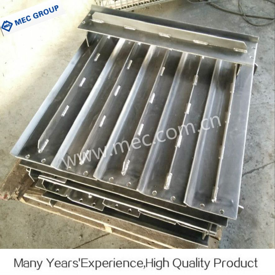 Steel Fabrication Services: ISO9001 Metal Fabrication, Professional Welding Service