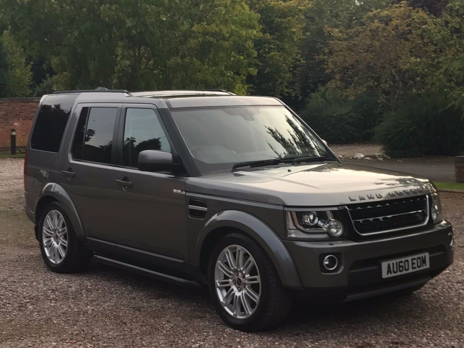 2010 Land Rover Discovery 4 Hse 3 0tdv6 2016 Conversion Facelift Luxury Cars Range Rover Range Rover Supercharged Land Rover