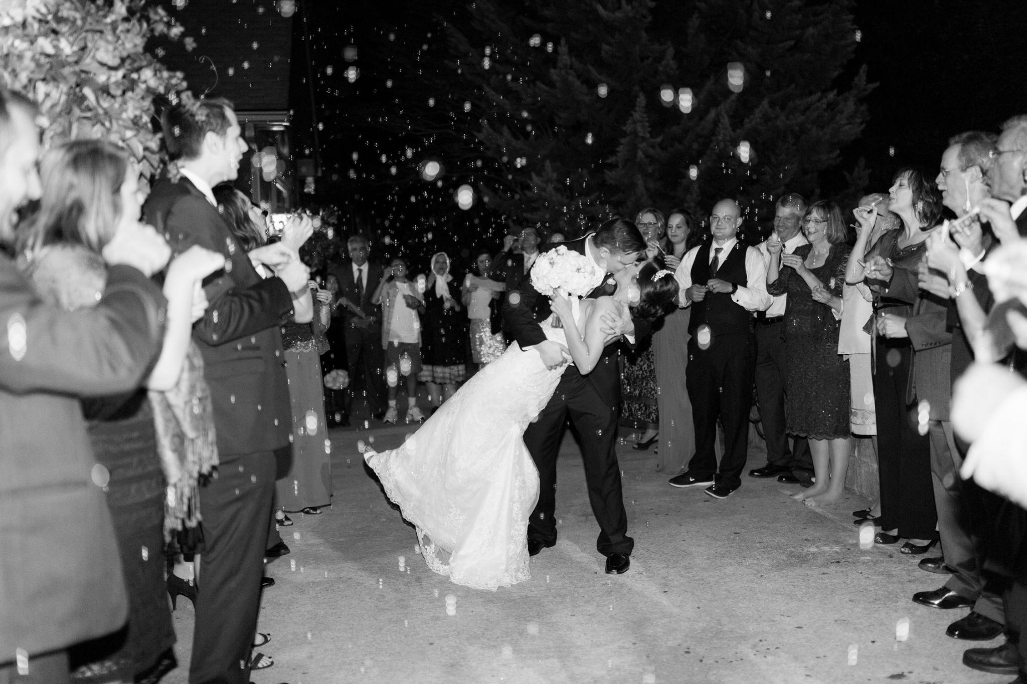 gorgeous bubble send off wedding exit ideas pinterest wedding