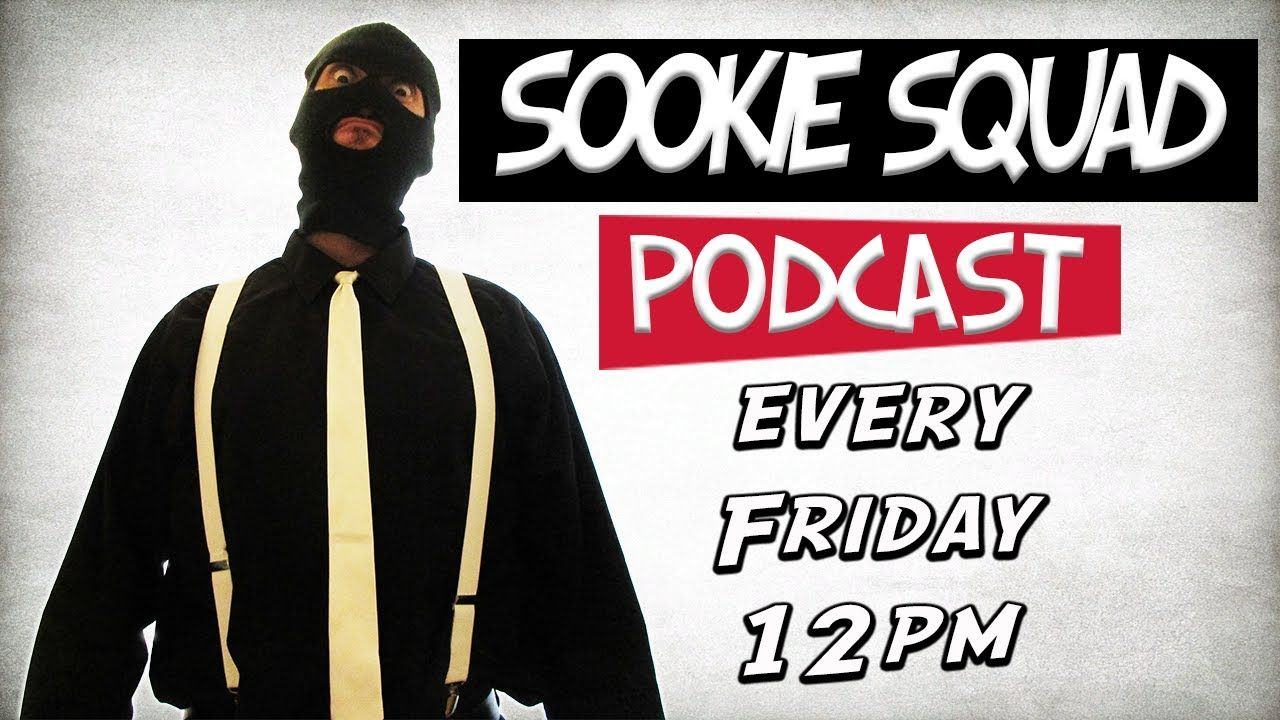 COMING SOON - 🎤 Sookie Squad Podcast 🎤