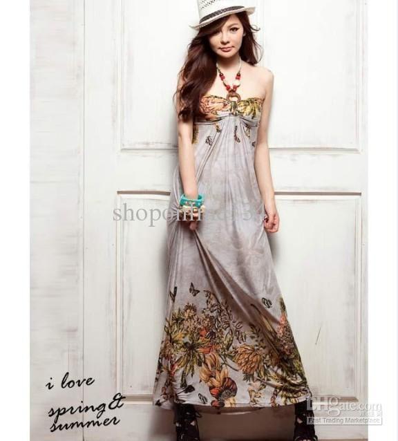 Wholesale Ladies Dresses - Buy Sexy Ladies Dresses Bohemian Casual ...