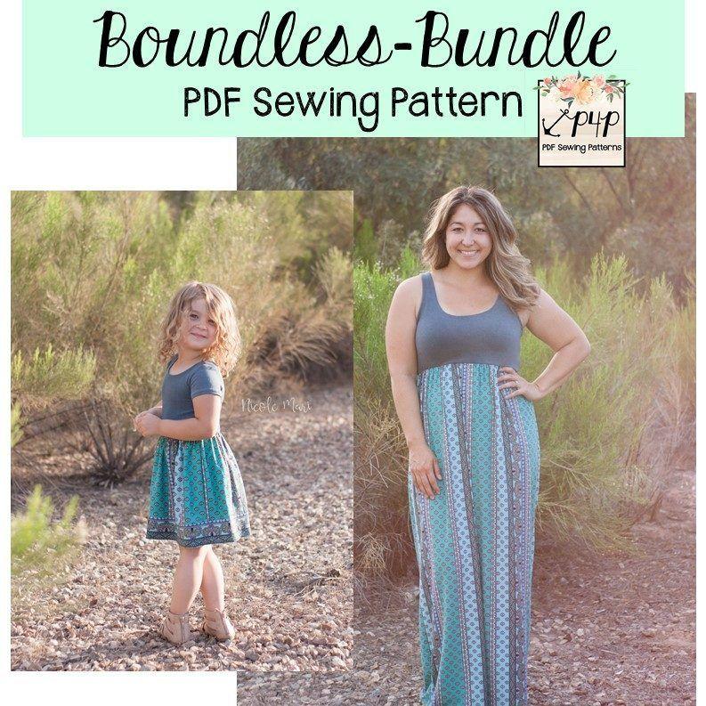 Boundless Bundle Patterns For Pirates Sewing Sewing Patterns