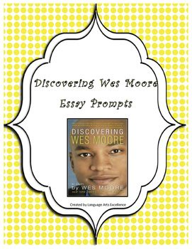 Discovering wes moore book pdf